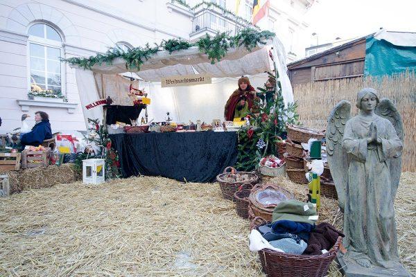 Nikolausmarkt: Weihnachtsmarkt